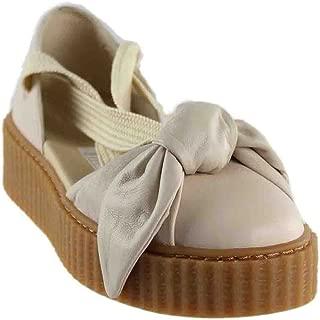 PUMA Women's Fenty x Bow Creeper Sandals, Pink Tint, 7 B(M) US