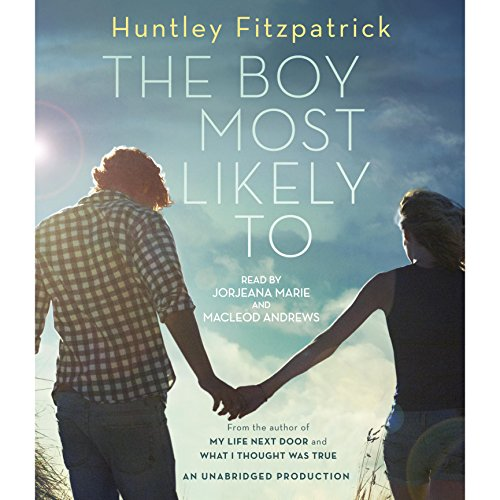 The Boy Most Likely To audiobook cover art