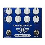 Mad Professor マッドプロフェッサー エフェクター FACTORY Series ディレイ Dual Blue Delay FAC 【国内正規品】