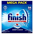All In 1, Dishwasher Detergent - Powerball - Dishwashing Tablets - Dish Tabs
