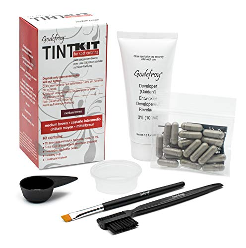 Godefroy Professional Hair Color Tint Kit, Medium...