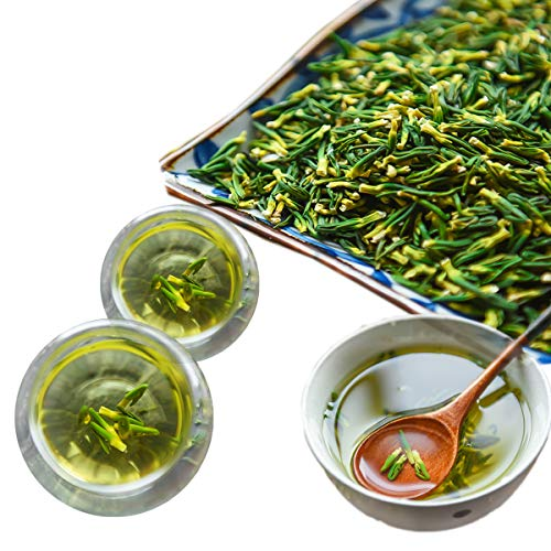 Té de hierbas chino Té de semilla de loto Nuevo té perfumado Cuidado de la salud Flores té de Comida verde saludable Loto té del cora