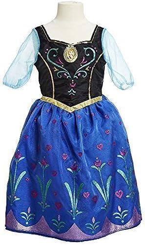 seguro de calidad Disney Frozen Anna Dress Talla 4-6x by Jakks Pacific Pacific Pacific  autorización