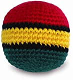 World Footbag Association #1002 Sipa-Sipa Footbag, Assorted Colors