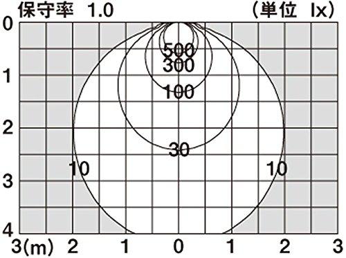 PanasonicLEDダウンライト天井埋込型60形125径電球色LSEB5125LE1