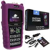 Bild des Produktes 'SAT DVB-C Messgerät Satellite Finder, Satellitenerkennung, Digitaler Handsignalmesser, TV-Signalfinder, 2000 Batter'