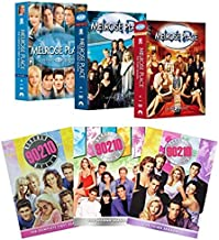 Ultimate Aaron Spelling Prime Time Soap Opera DVD Collection: Beverly HIlls 90210 - Season 1, Season 2, & Season 3 / Melrose Place - Complete First, Second & Third Seasons