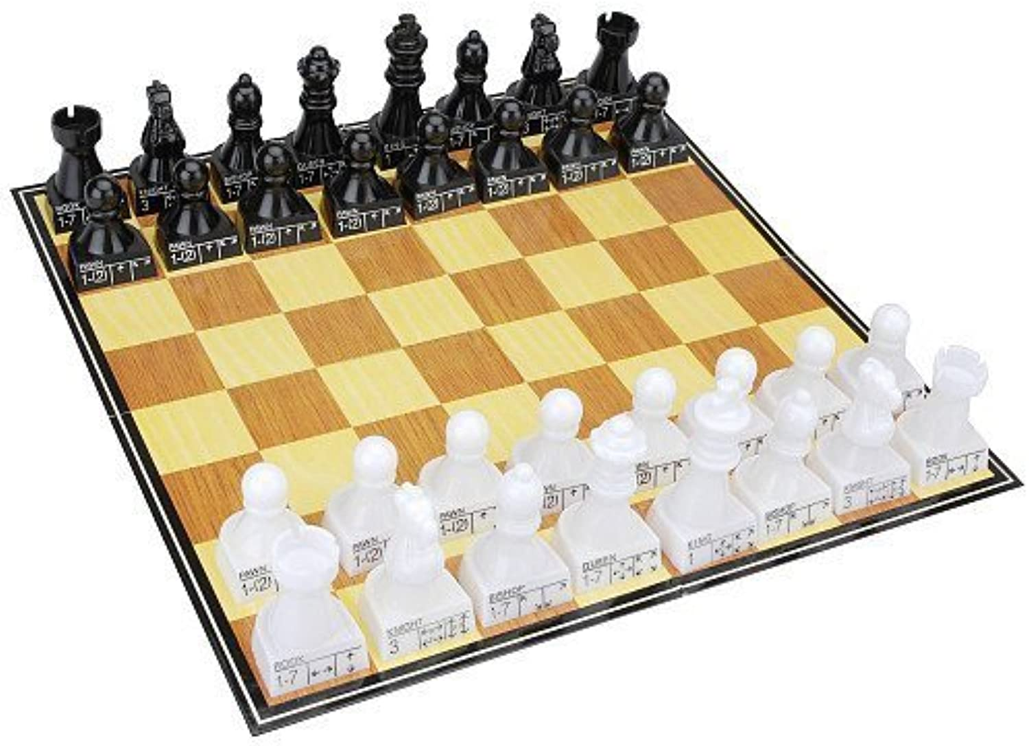 Pavilion Games  Chess Teacher Set In Tin by Toys R Us