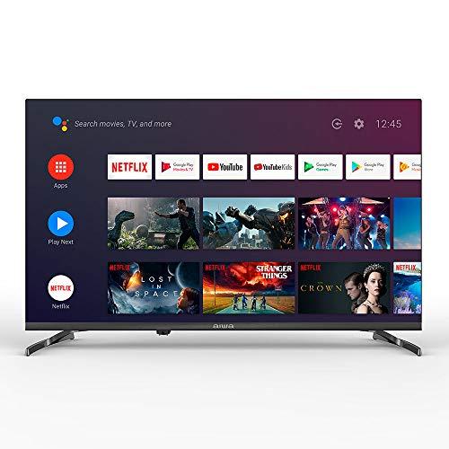 TV Led 32' AIWA LED326HD, Android TV, Wi-Fi, Netflix