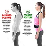 Zoom IMG-2 kastewill correttore postura schiena regolabile
