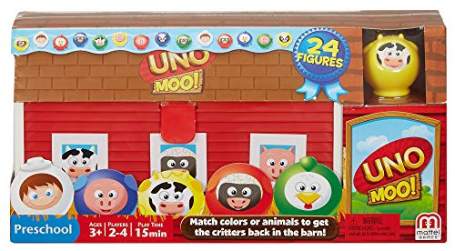 Image of UNO: MOO Game