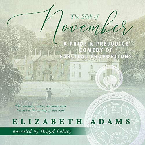 The 26th of November audiobook cover art