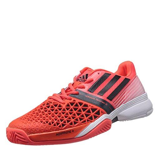 Chaussure Tennis CC Adizero Feather III Orange M19761. Taille FR = 49 1/3
