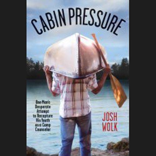 Cabin Pressure audiobook cover art