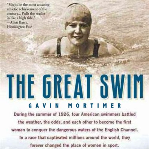 The Great Swim audiobook cover art