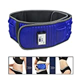 Pevor Slimming Belt Waist Massager -Electric Vibrating Massage Waist Weight Lose Belt Burning Fat Lose Weight Shake Belt Waist Trainer for Men & Women