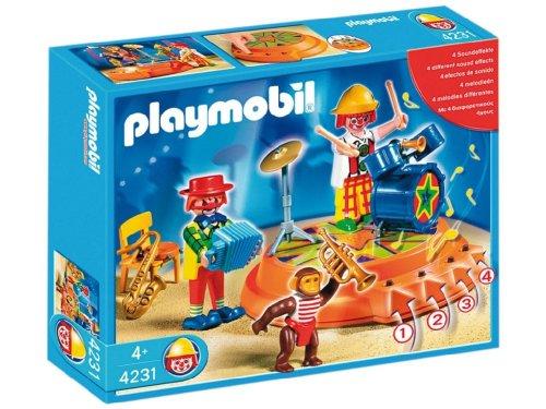PLAYMOBIL - Payasos del Circo músical