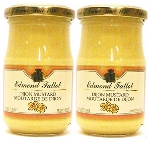 Edmond Fallot Dijon Mustard 7.4 Oz (2-Pack)
