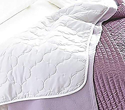 Snugglemore 1.5 tog Microfibre Duvet Quilted Hollowfibre Fill Bound Edge Anti-Allergy Summer Lightweight or Layering for Additional Warmth for Autumn Winter (King)