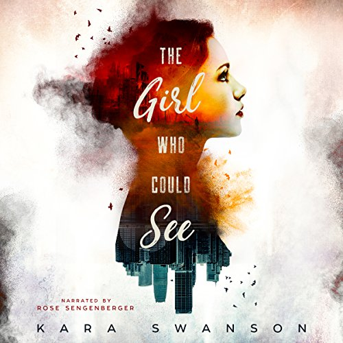 The Girl Who Could See audiobook cover art