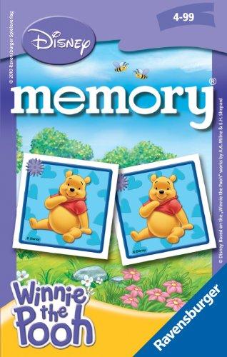 Ravensburger 23301 - Winnie the Pooh memory® - Mitbringspiel