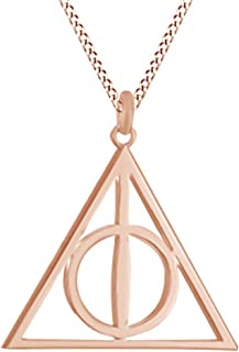 Best rose gold harry potter jewelry Reviews