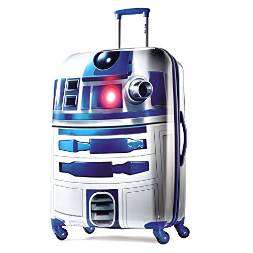 American Tourister Checked-Large, R2D2