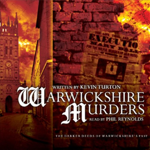 The Warwickshire Murders audiobook cover art