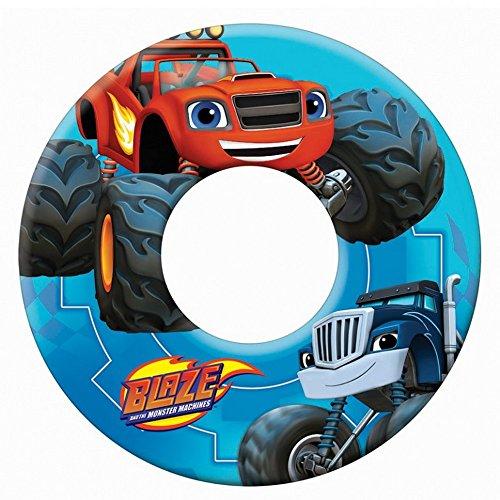 GUIZMAX Compatible avec Bouée Disney Blaze et Les Monster Machines Enfant