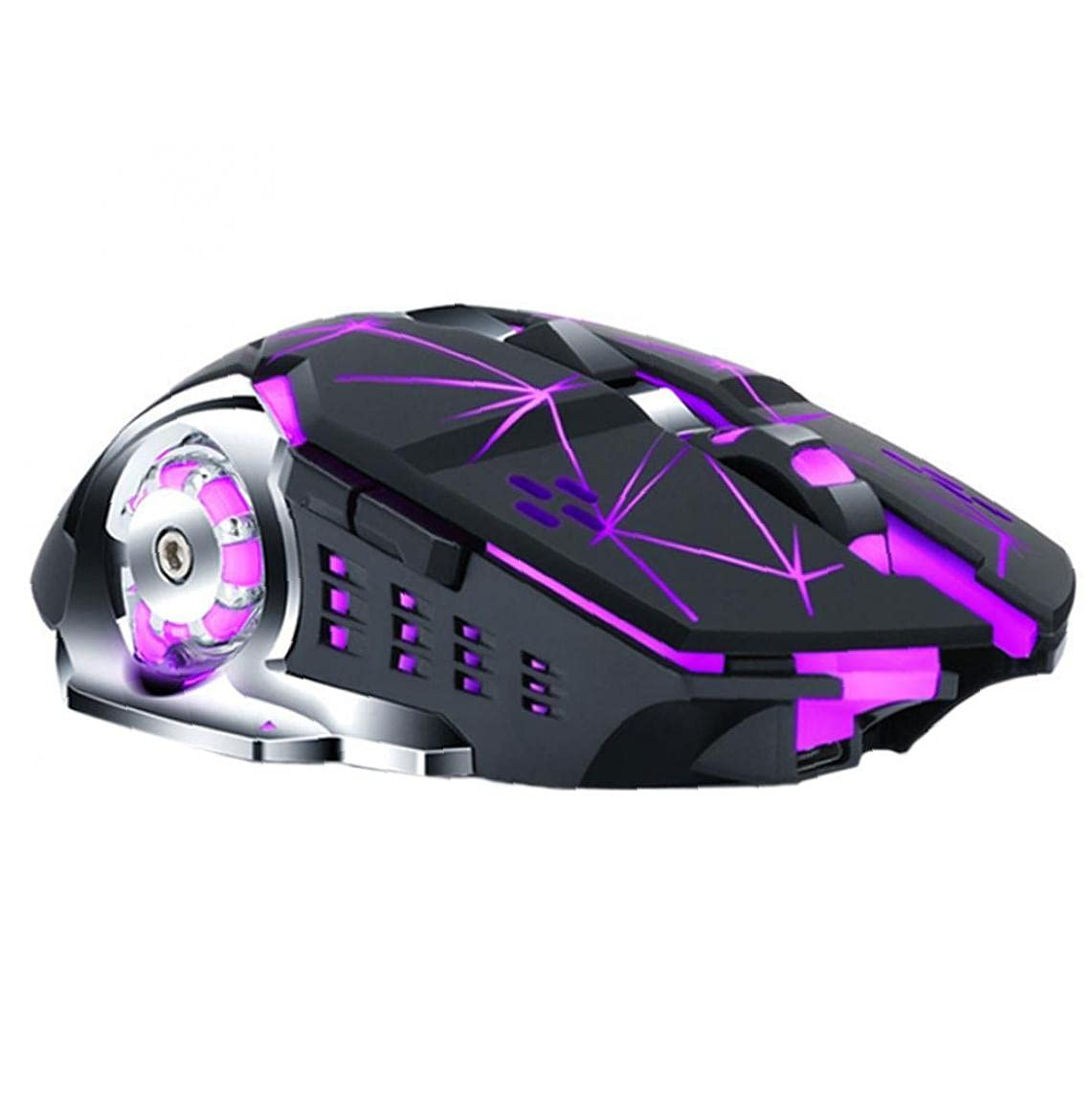 Wireless Gifts Gaming Mouse Q13 Ranking TOP5 Rechargeable Silent USB LED Op Backlit