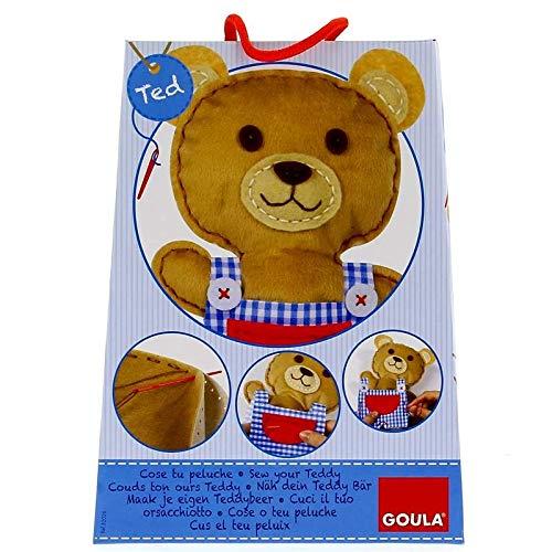 Goula Ted Sew uw eigen, teddykit