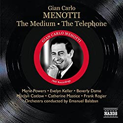 Medium/The Telephone