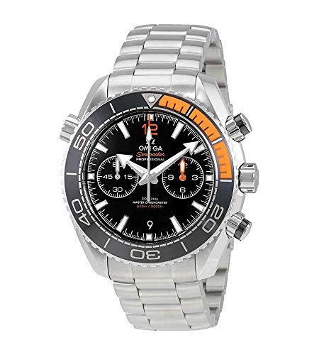 Omega Seamaster Planet Ocean Montre chronographe automatique pour homme 215.30.46.51.01.002