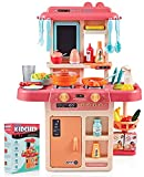 Surefect - Kitchen Play Set with Accessories-...