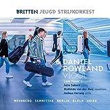 Concertino voor viool en strijkorkest, Op. 42: III. Allegretto moderato poco rubato