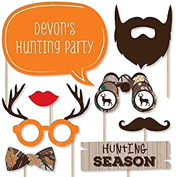Best hunting photo booth props Reviews