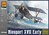COPPER STATE MODELS Maquette Avion Nieuport Xvii Early