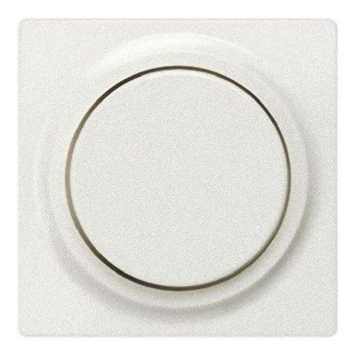 Bjc delta i-sys blanco SIEM Abdeckplatte 5TC8900 titanweiss für Dimmer, weiß
