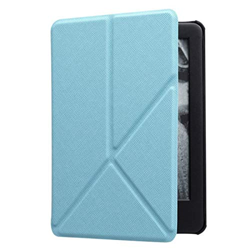 Case for All-New Kindle 10Th Gen 2019 Release, Standing Origami Slim Shell Cover with Auto Wake/sleep Fits Amazon All-New Kindle 2019