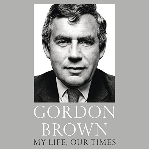 My Life, Our Times audiobook cover art