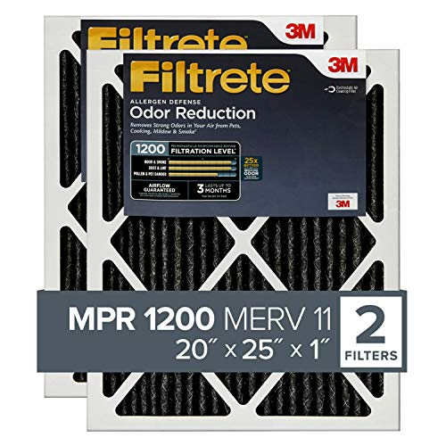 3m air filters 14x14x1 - 8