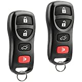 Key Fob fits 2004-2008 Nissan Armada/Infiniti QX56 2005 2006 2007 Keyless Entry...
