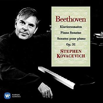 Beethoven: Piano Sonatas Nos. 16, 17 & 18, Op. 31