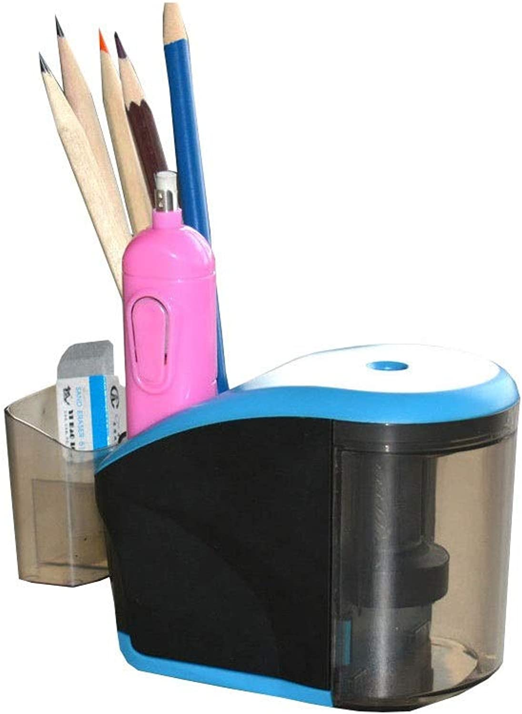 Elektrischer Bleistiftspitzer, USB Und Batterie Big Container Kinder Künstler Farbstifte Haus Und Büro (6mm-8mm). B07Q11WNR8      Haltbar
