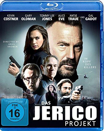 Das Jerico Projekt - Im Kopf des Killers [Blu-ray]