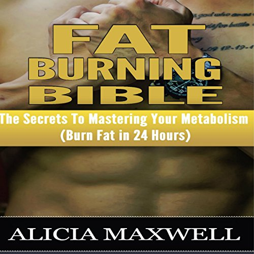Fat Burning Bible audiobook cover art