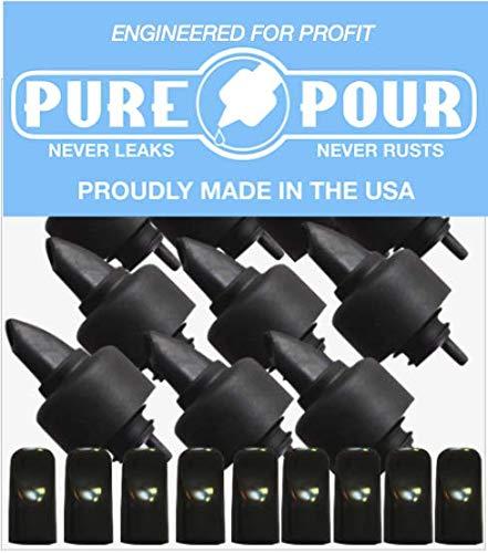 Pour Spouts and Universal Dust Caps   Liquor...