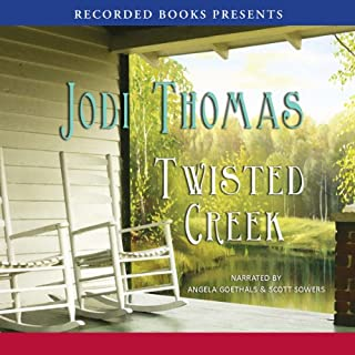 Twisted Creek audiobook cover art