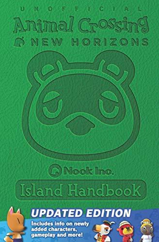 Animal Crossing: New Horizons - Nook Inc. Island Handbook - UPDATED EDITION