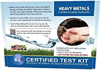 Heavy Metals Testing Kit (Soil/Ground Water) by SLGI